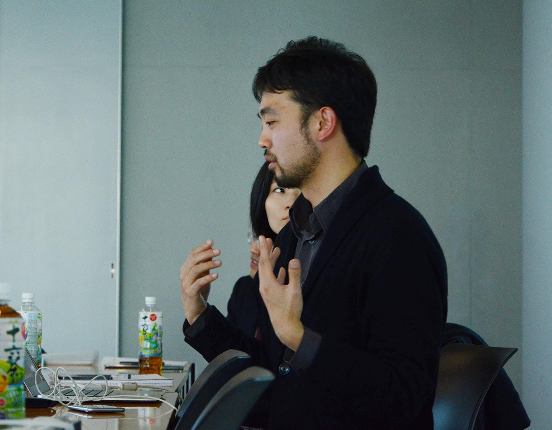 ドミニク・チェン 株式会社ディヴィデュアル共同創業取締役
