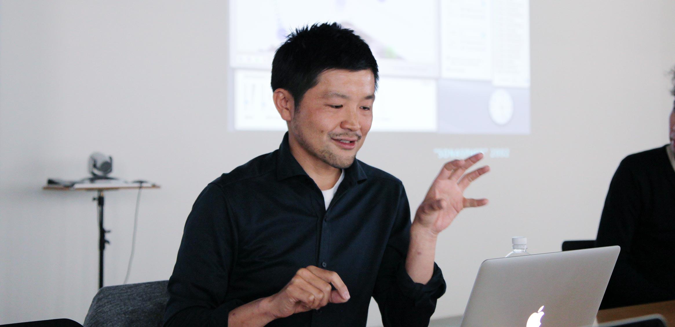 徳井 直生 株式会社Qosmo 代表取締役