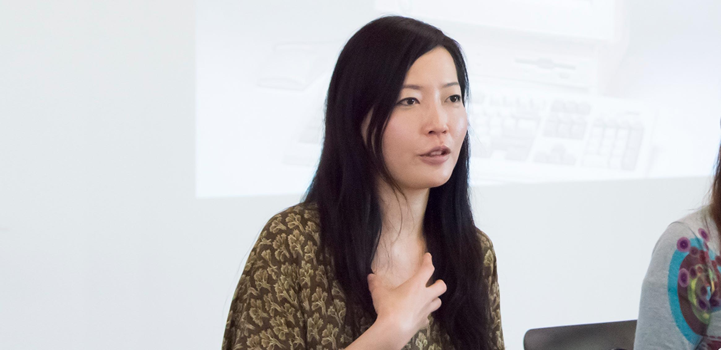 閑歳 孝子 株式会社Zaim 代表取締役
