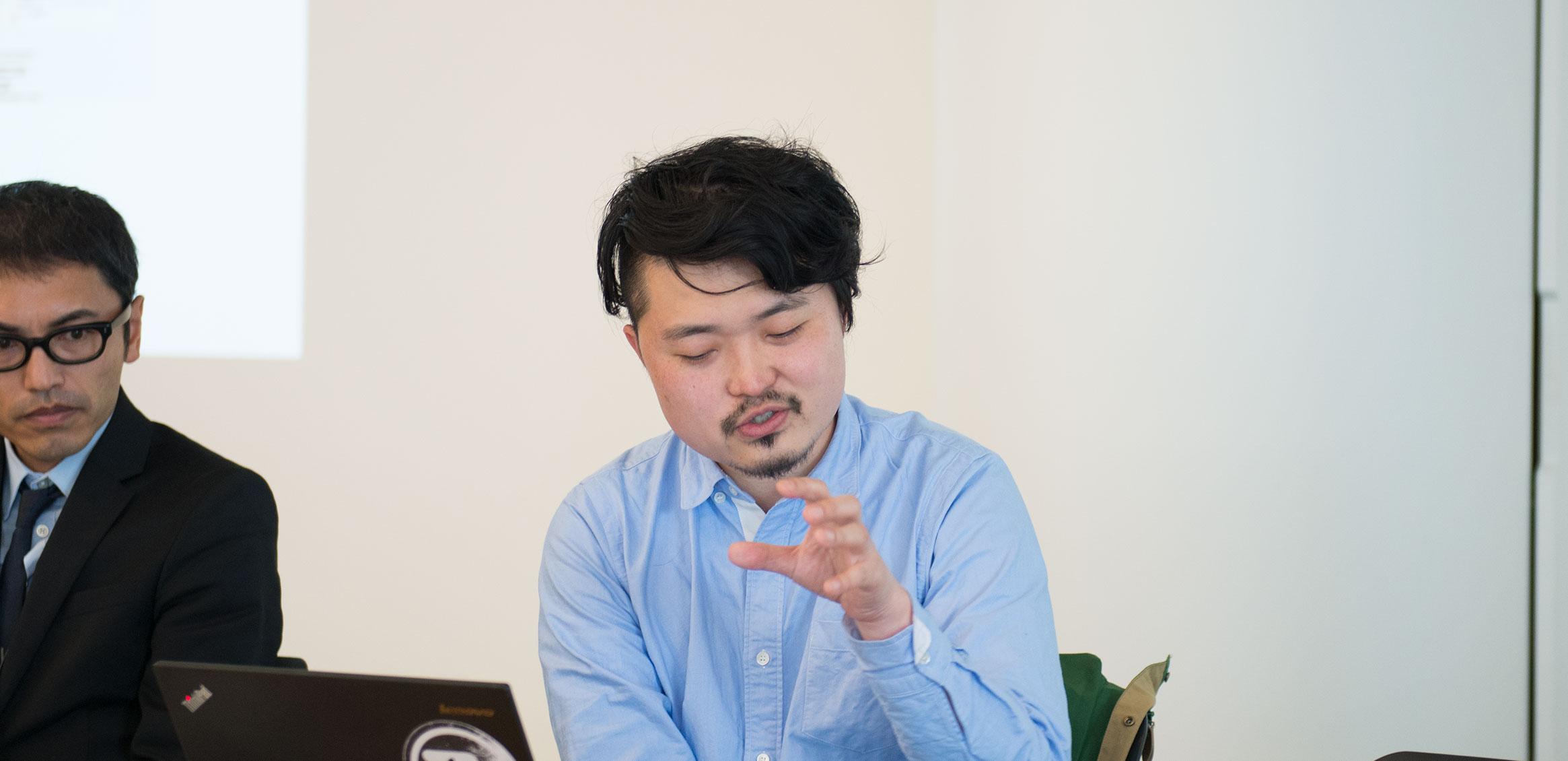 内沼 晋太郎 numabooks代表