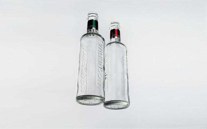 ウィルキンソン ボトルデザイン