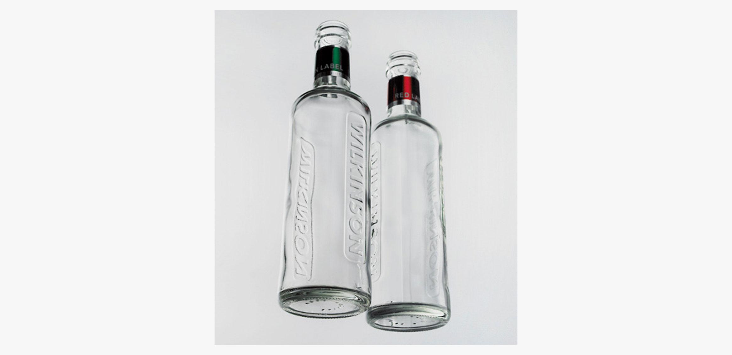 ウィルキンソン ボトルデザイン0枚目