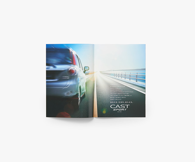 CAST ACTIVA / CAST STYLE / CAST SPORT