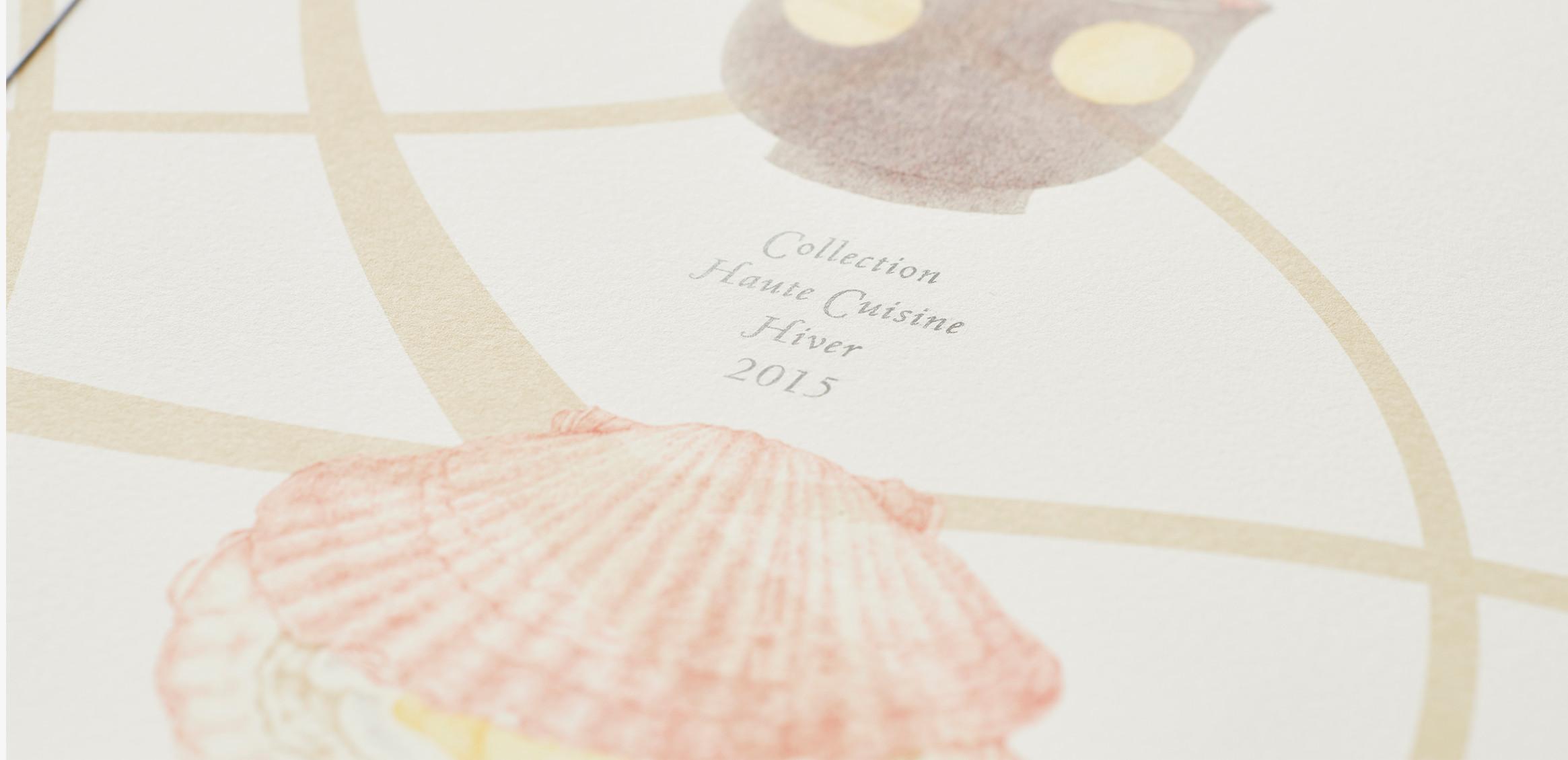 Collection Haute Cuisine Hiver 20156枚目