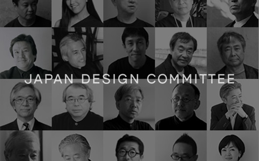 JAPAN DESIGN COMMITTEE WEB