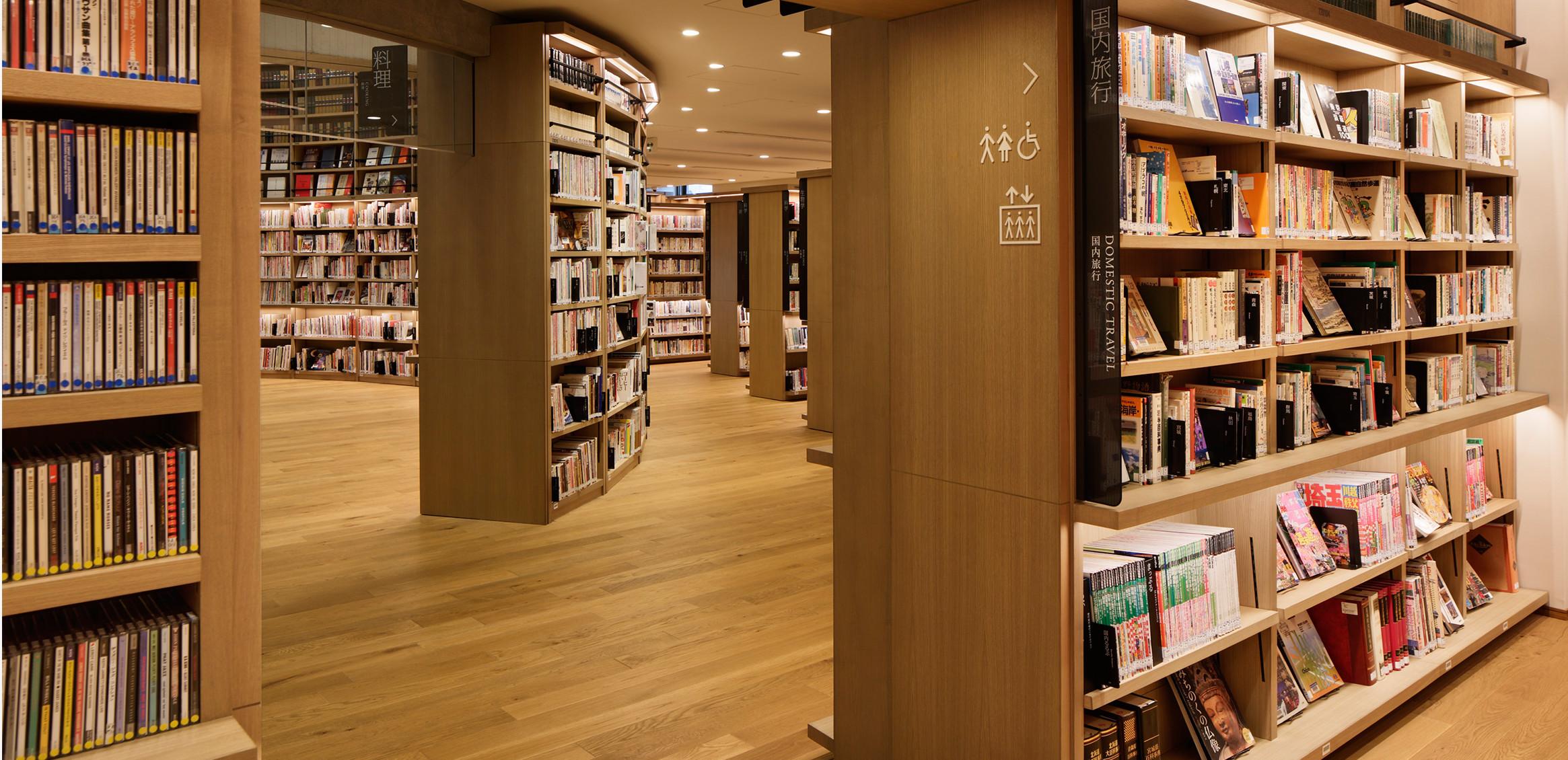 海老名市立中央図書館3枚目