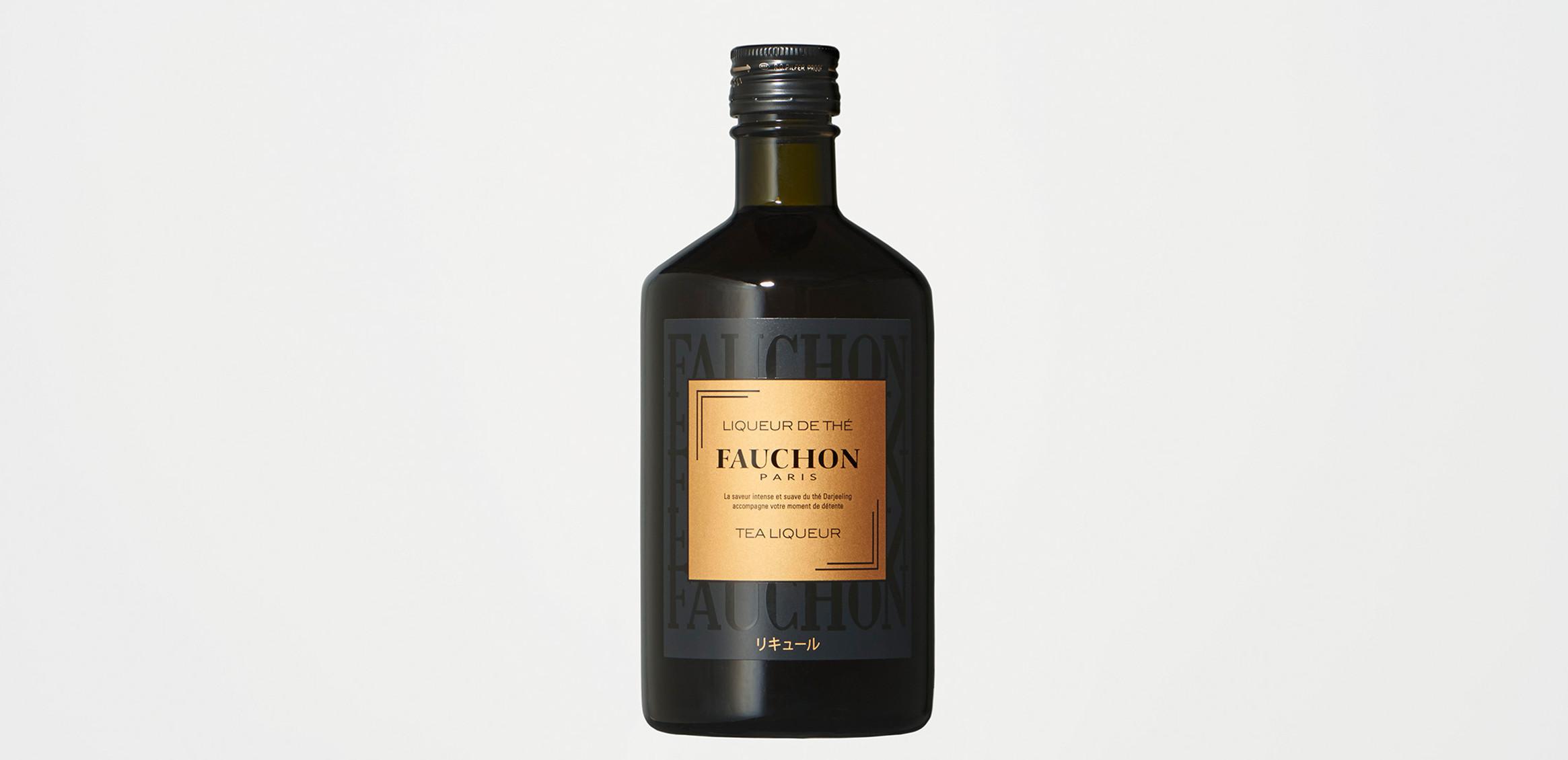 FAUCHON Tea Liqueur0枚目