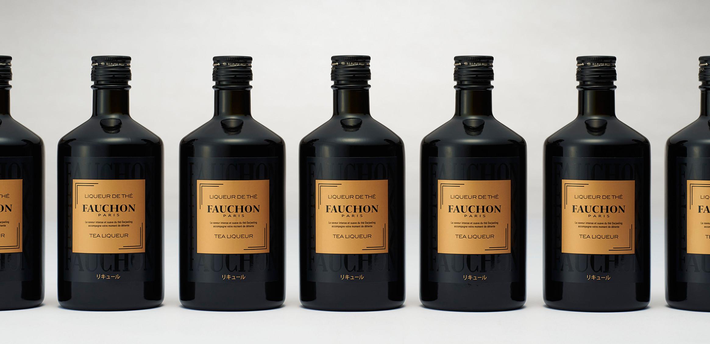 FAUCHON Tea Liqueur1枚目