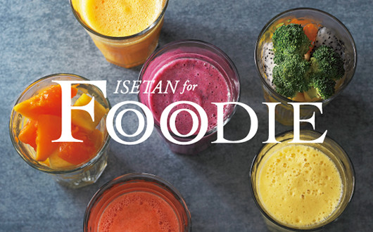 ISETAN for FOODIE