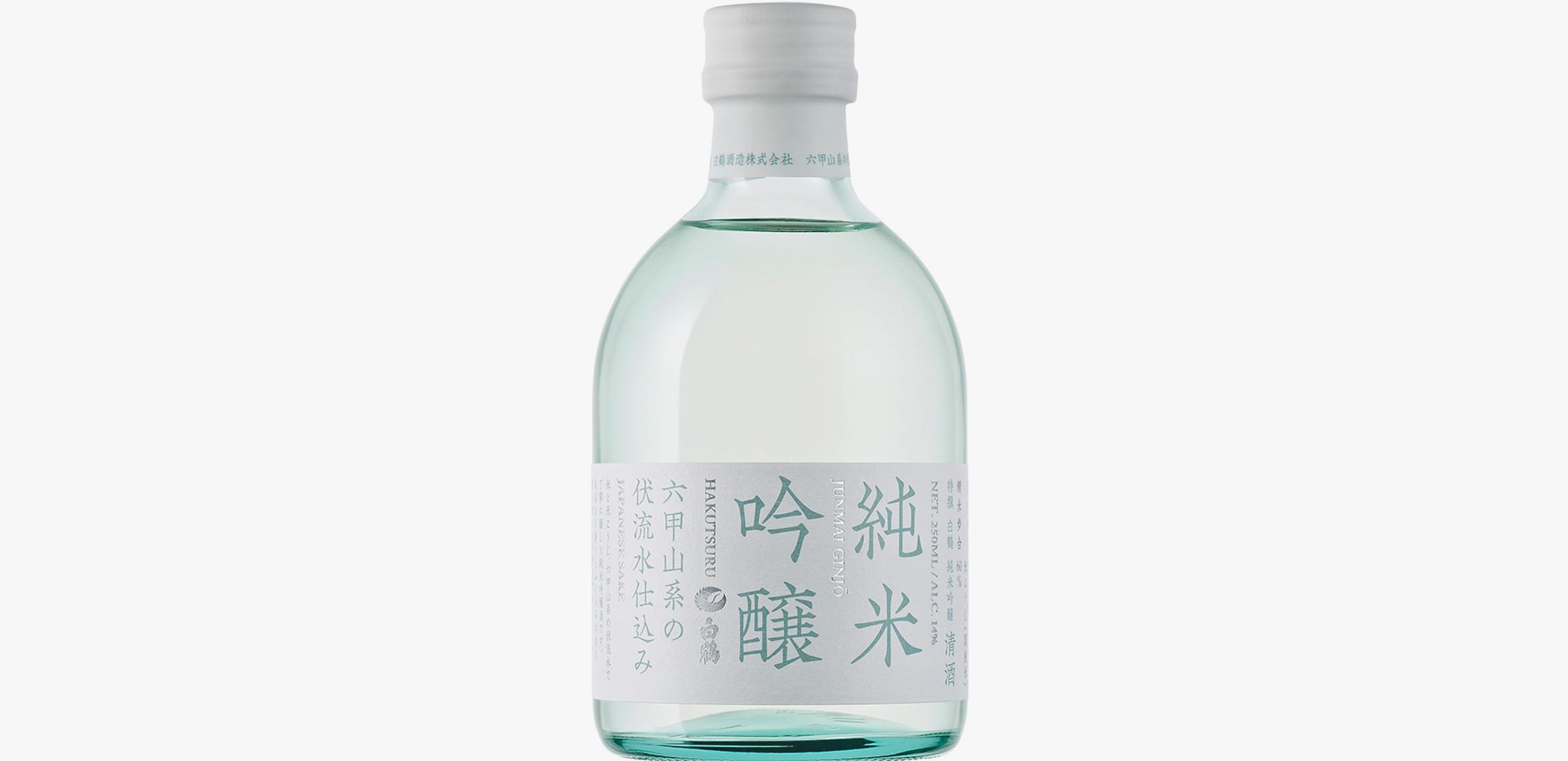特撰 白鶴 純米吟醸 六甲山系の伏流水特选白鹤纯米吟酿 加入六甲山潜流水0枚目