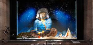 伊勢丹クリスマスキャンペーン2014 ディスプレイ2枚目サムネイル
