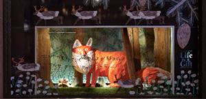 伊勢丹クリスマスキャンペーン2014 ディスプレイ3枚目サムネイル