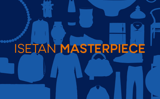 ISETAN MASTERPIECE 2015 autumn&winter