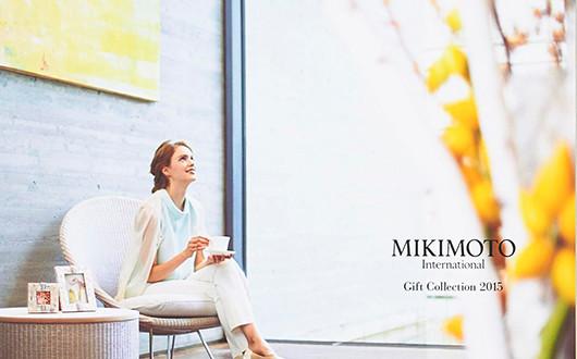 MIKIMOTO International Gift Collection 2015