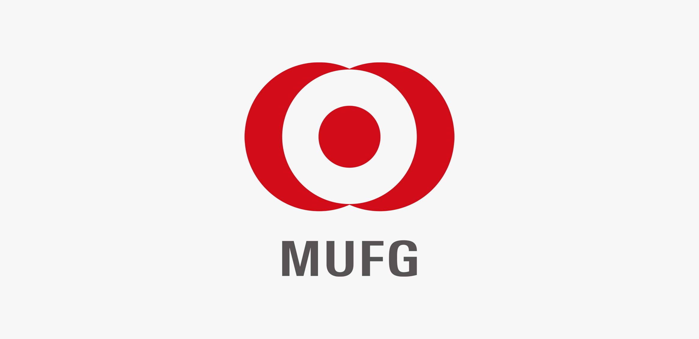 Mitsubishi UFJ Financial Group corporate image design0枚目
