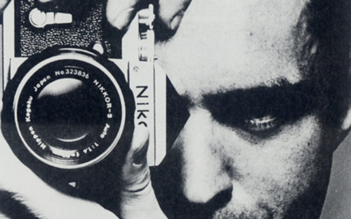 "Nikon (Japan Optical Industries)<br /> ""1964 Tokyo Olympics –The world's Nikons come to Tokyo"""
