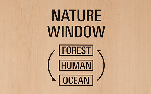 "RISONARE Atami ""Nature Window"""