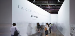 TAKEO PAPER SHOW2014 SUBTLE0枚目サムネイル