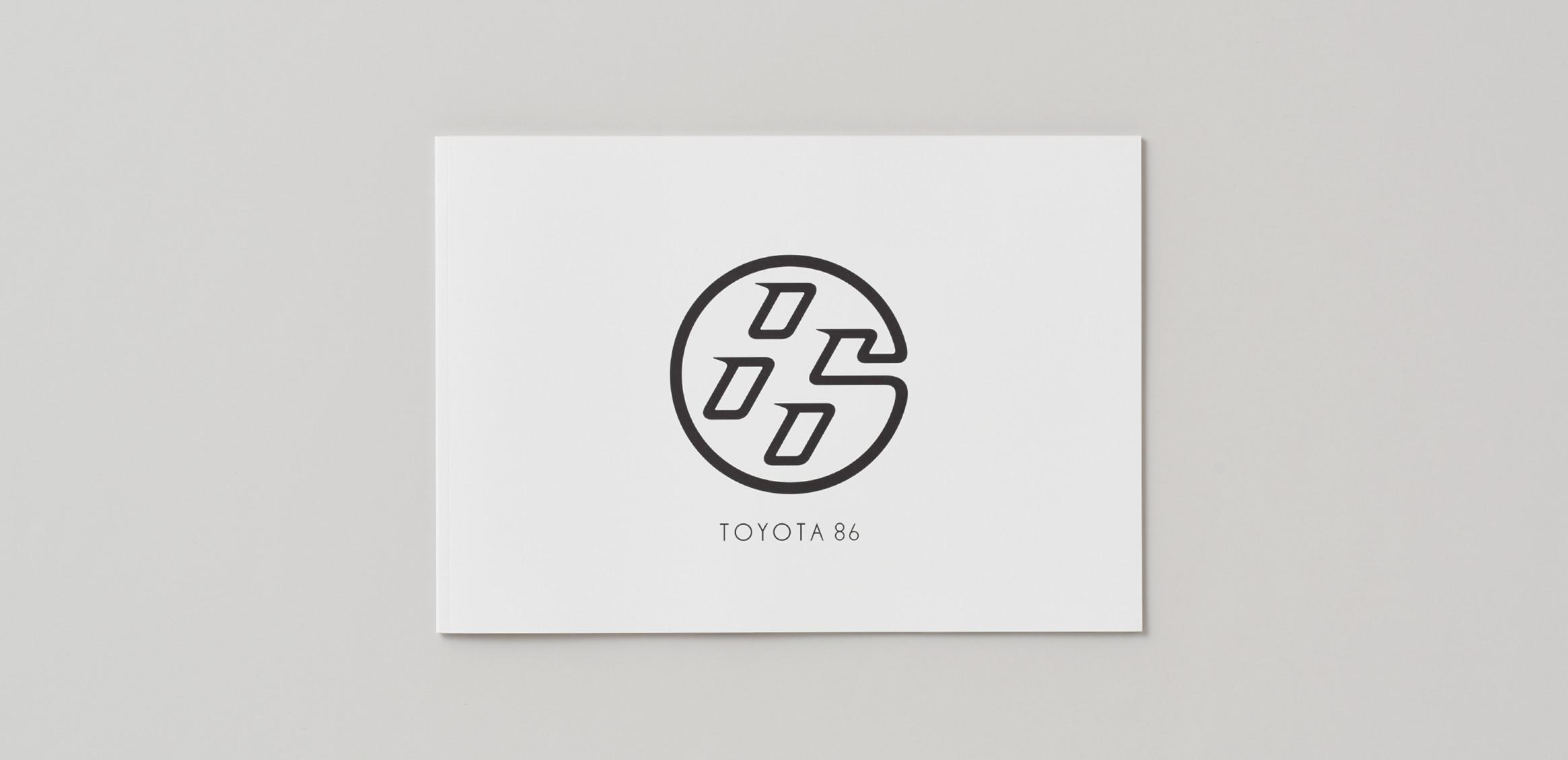 TOYOTA 86 カタログ0枚目