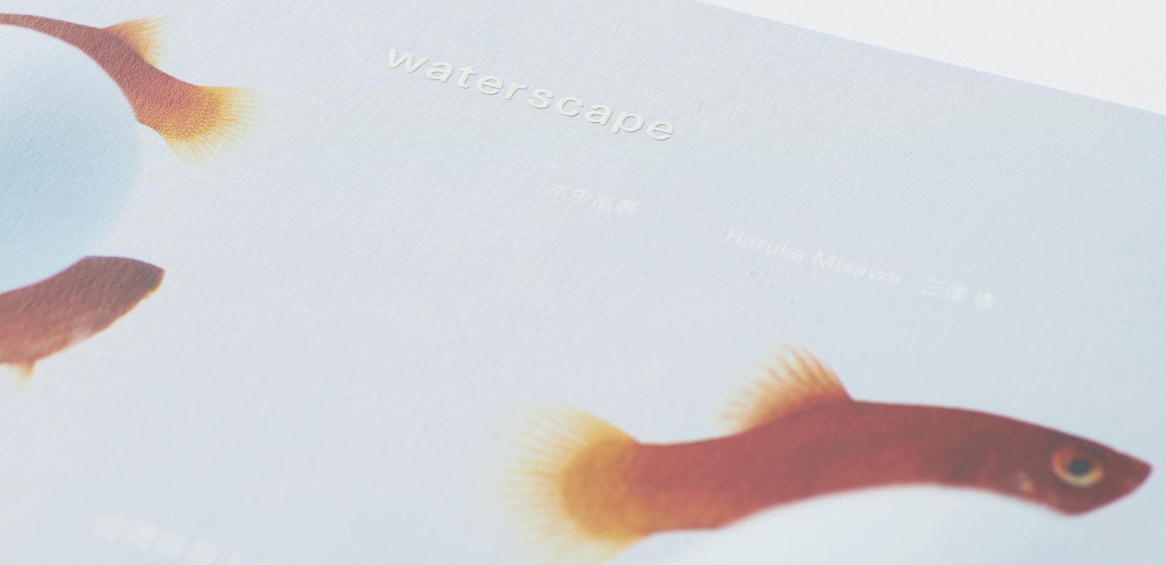 waterscape 作品集1枚目