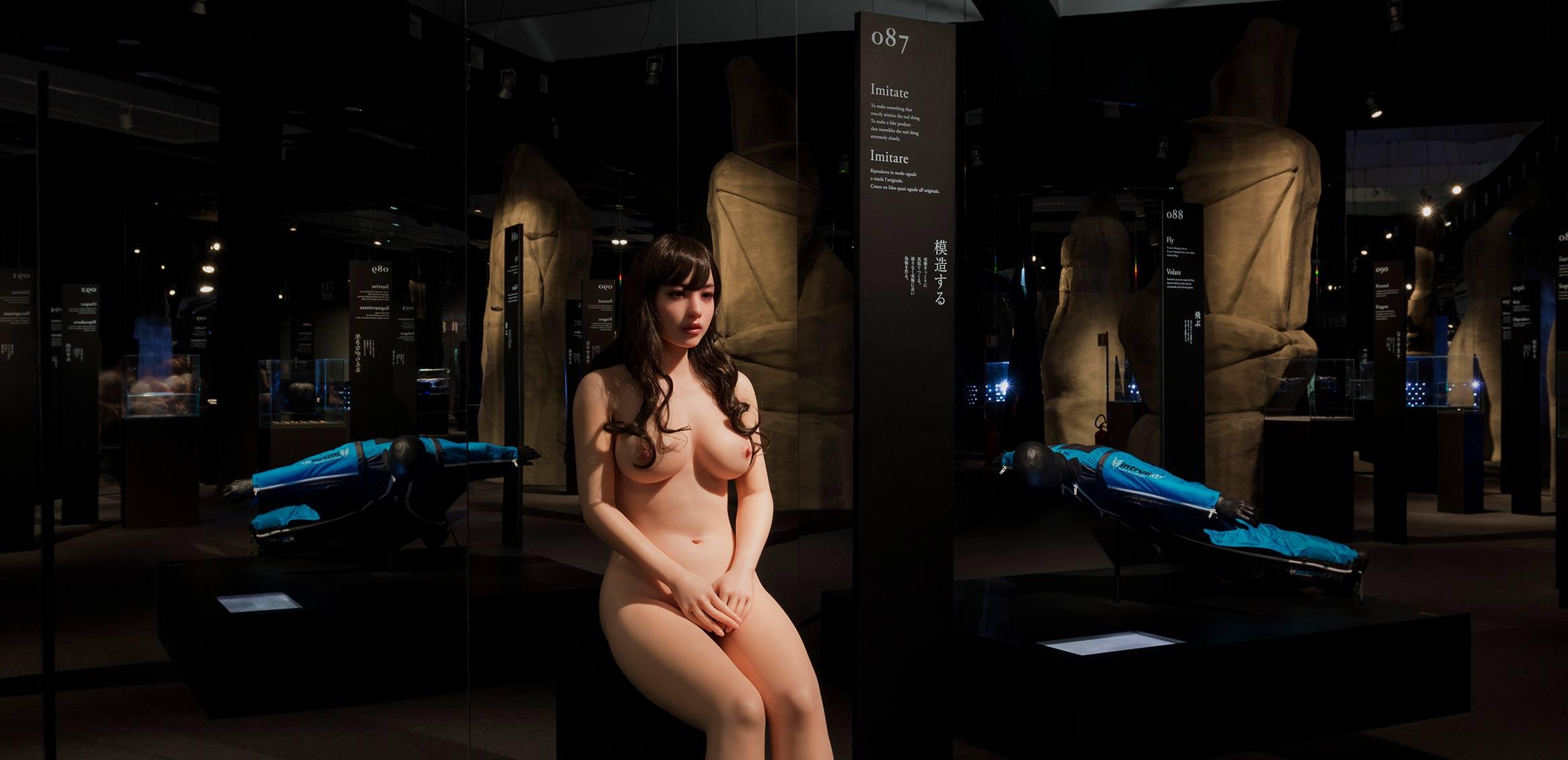 第21回 ミラノ・トリエンナーレ「新・先史時代 100の動詞」展5枚目