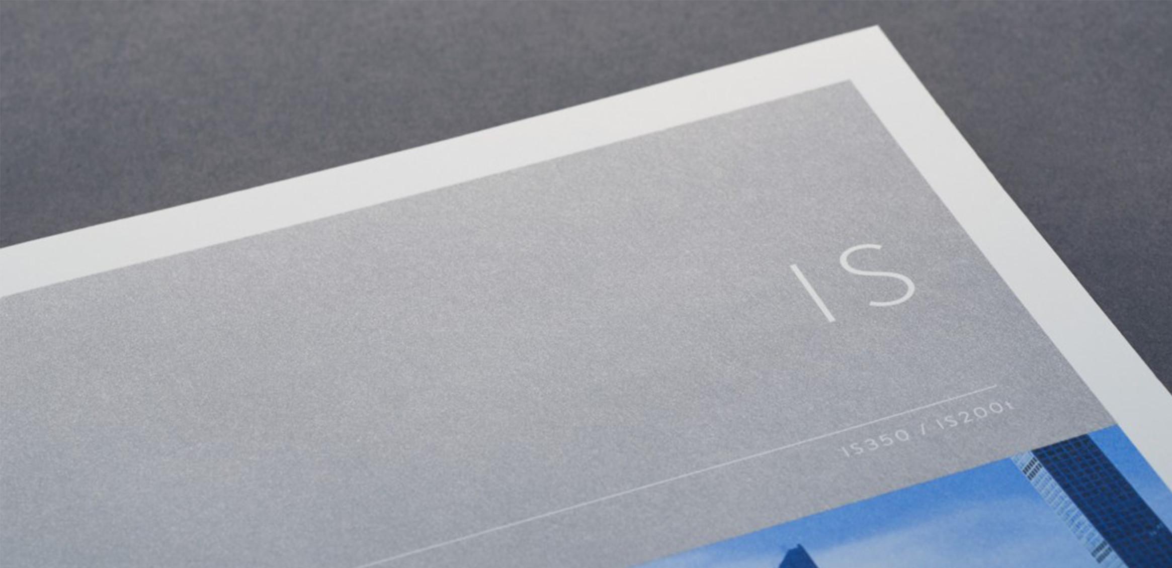 LEXUS IS面向海外的商品目录0枚目