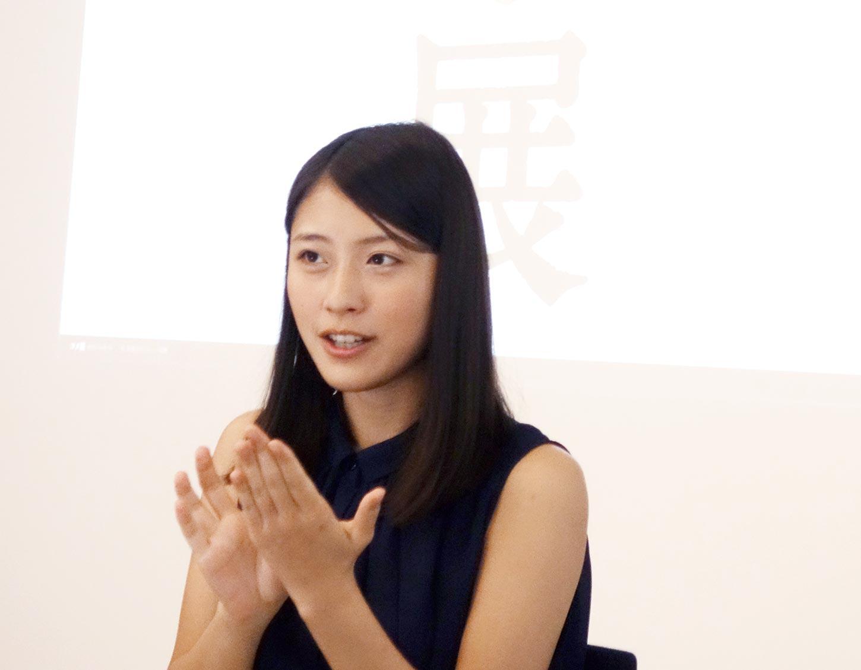 池澤 あやか 東宝芸能株式会社/タレント・エンジニア