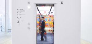草间弥生美术馆 指示牌设计8枚目サムネイル
