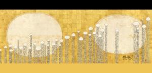 21世紀琳派ポスターズ「海月図」0枚目サムネイル
