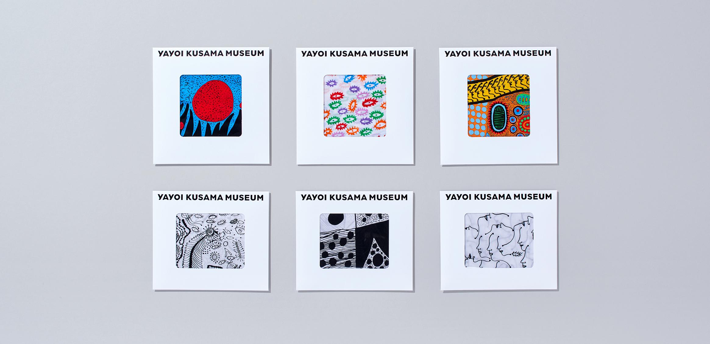 Yayoi Kusama Museum Application1枚目