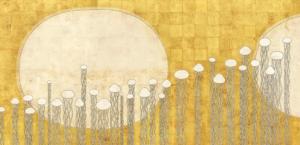 21世紀琳派ポスターズ「海月図」1枚目サムネイル