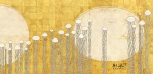 21世紀琳派ポスターズ「海月図」2枚目サムネイル