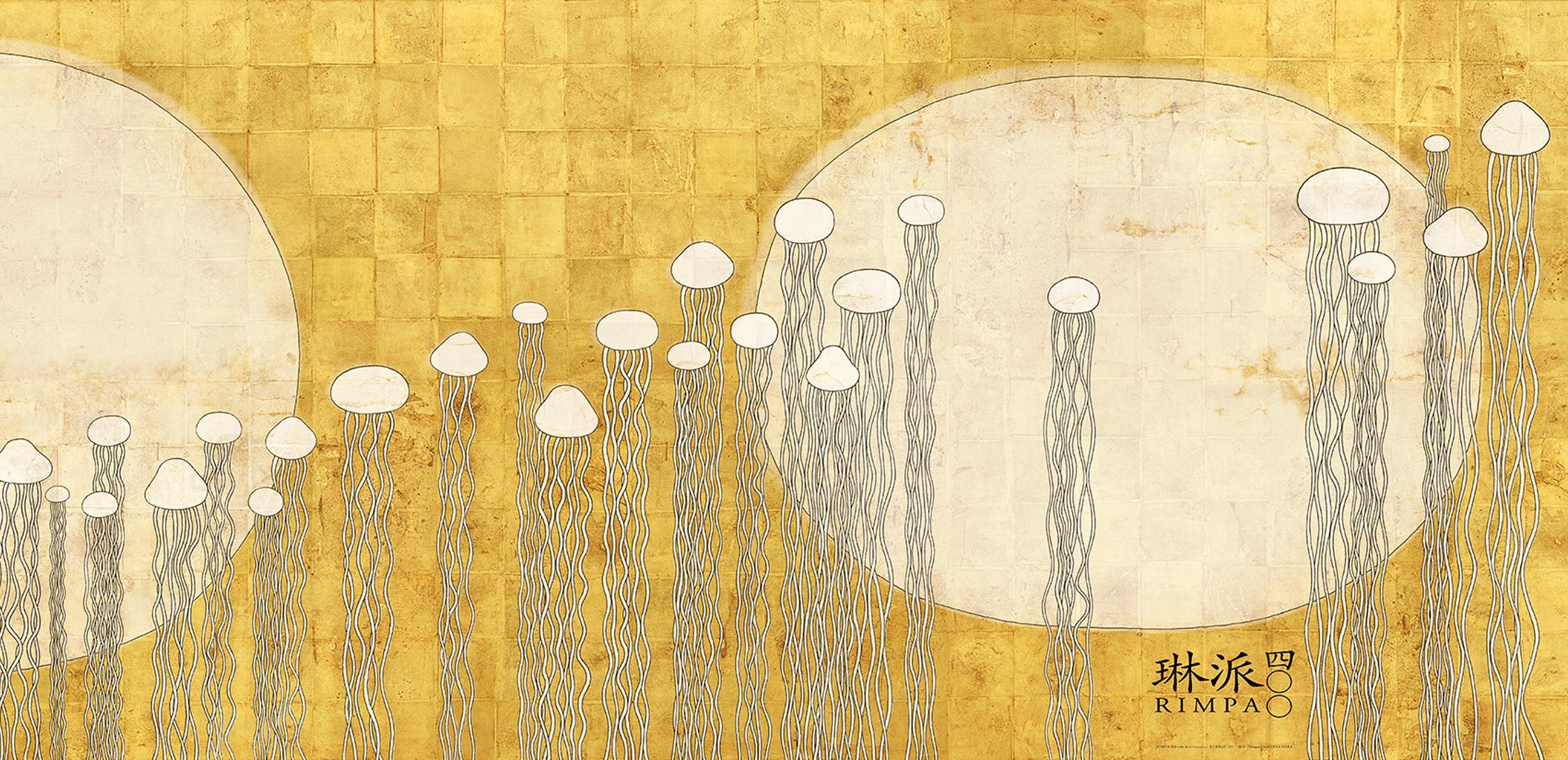 21世紀琳派ポスターズ「海月図」2枚目