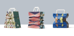 Isetan Mitsukoshi Holdings Christmas 2017 Campaign Shopping Bags6枚目サムネイル