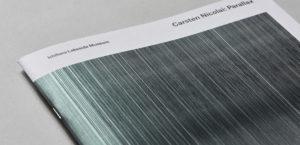 《Carsten Nicolai: Parallax》运用到展会产品目录9枚目サムネイル