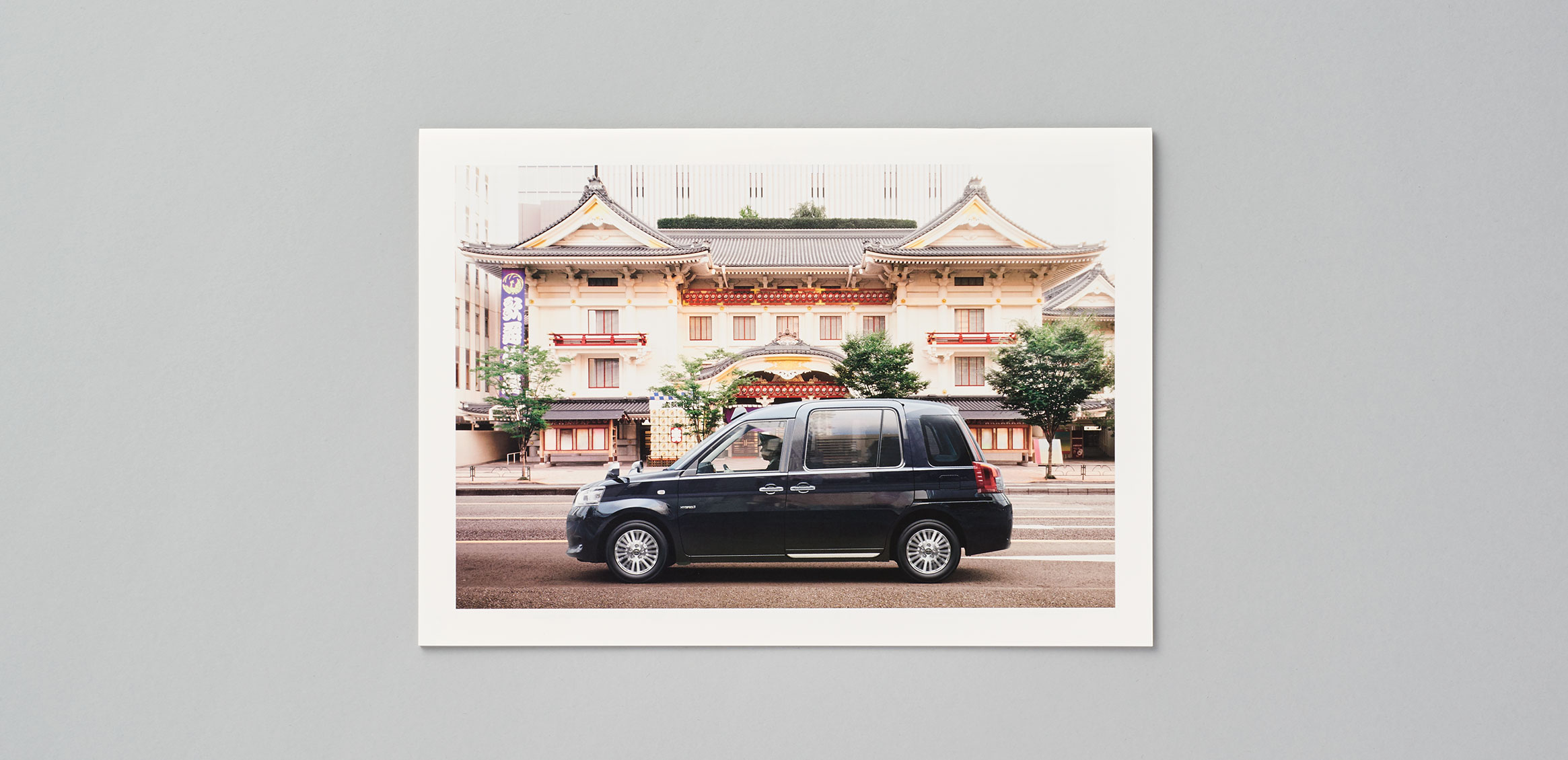 JPN TAXI Catalog1枚目