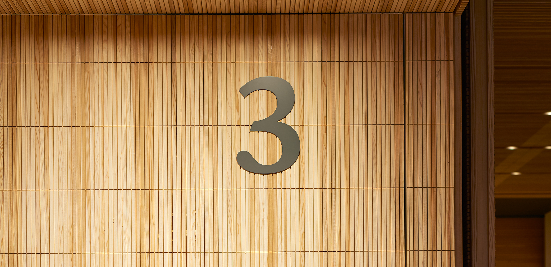 Toyama Prefectural Museum of Art and Design VI Signage Planning9枚目