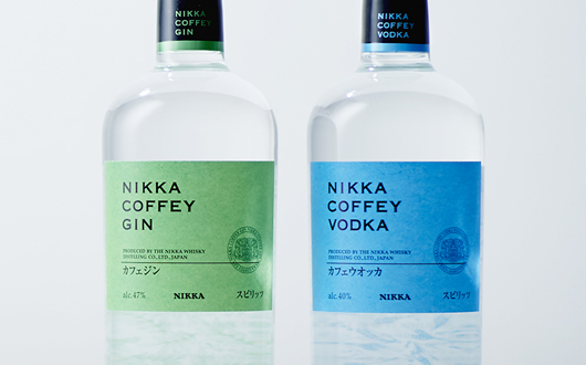 Nikka Coffey Gin & Coffey Vodka