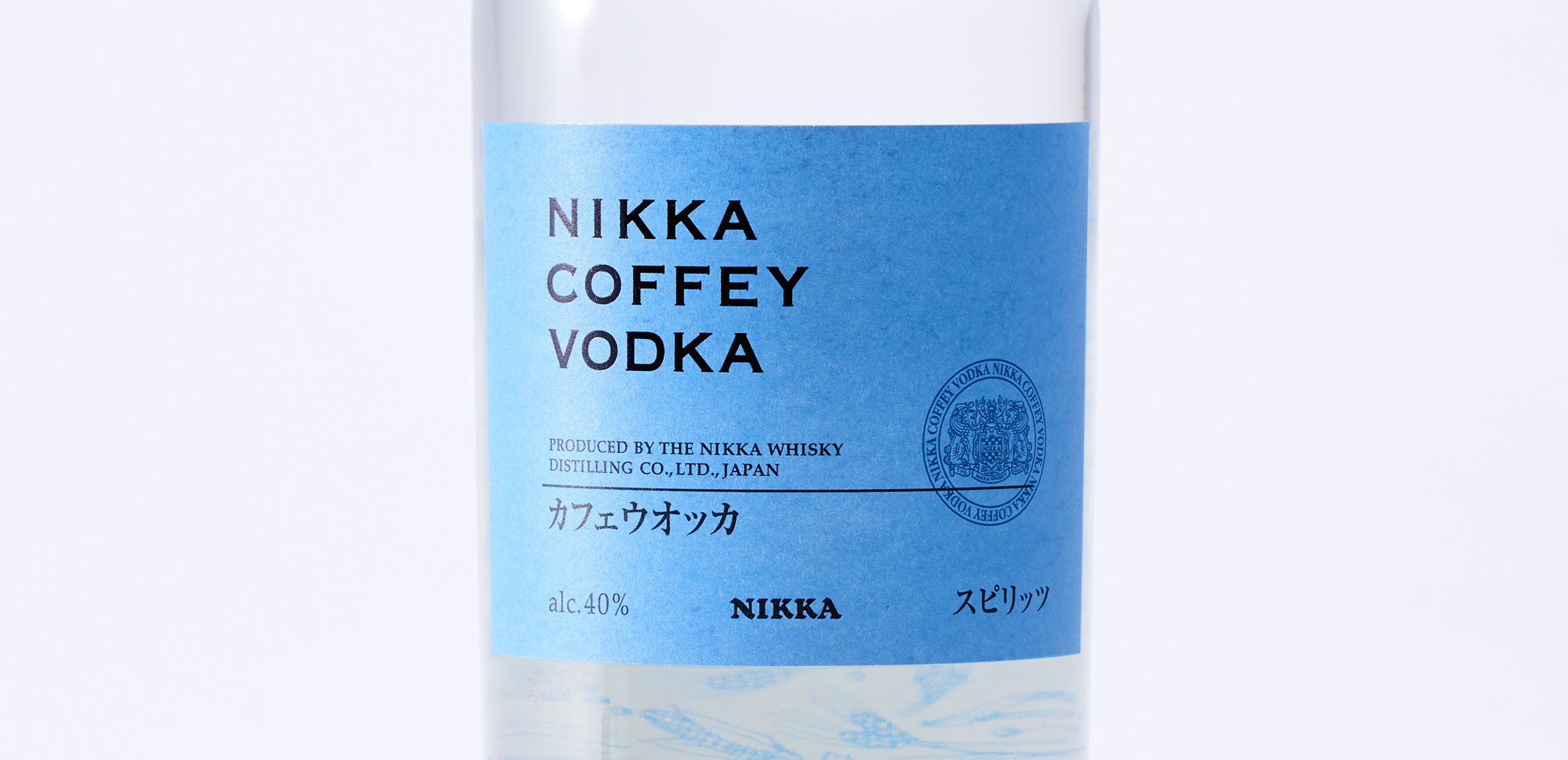 NIKKA COFFEY GIN / COFFEY VODKA2枚目