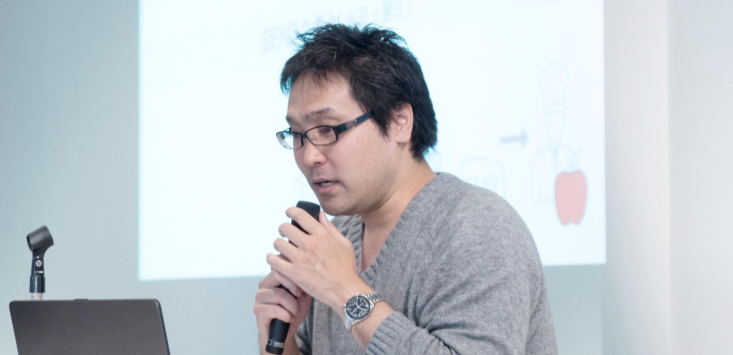 菊池 紳 プラネット・テーブル株式会社創業者