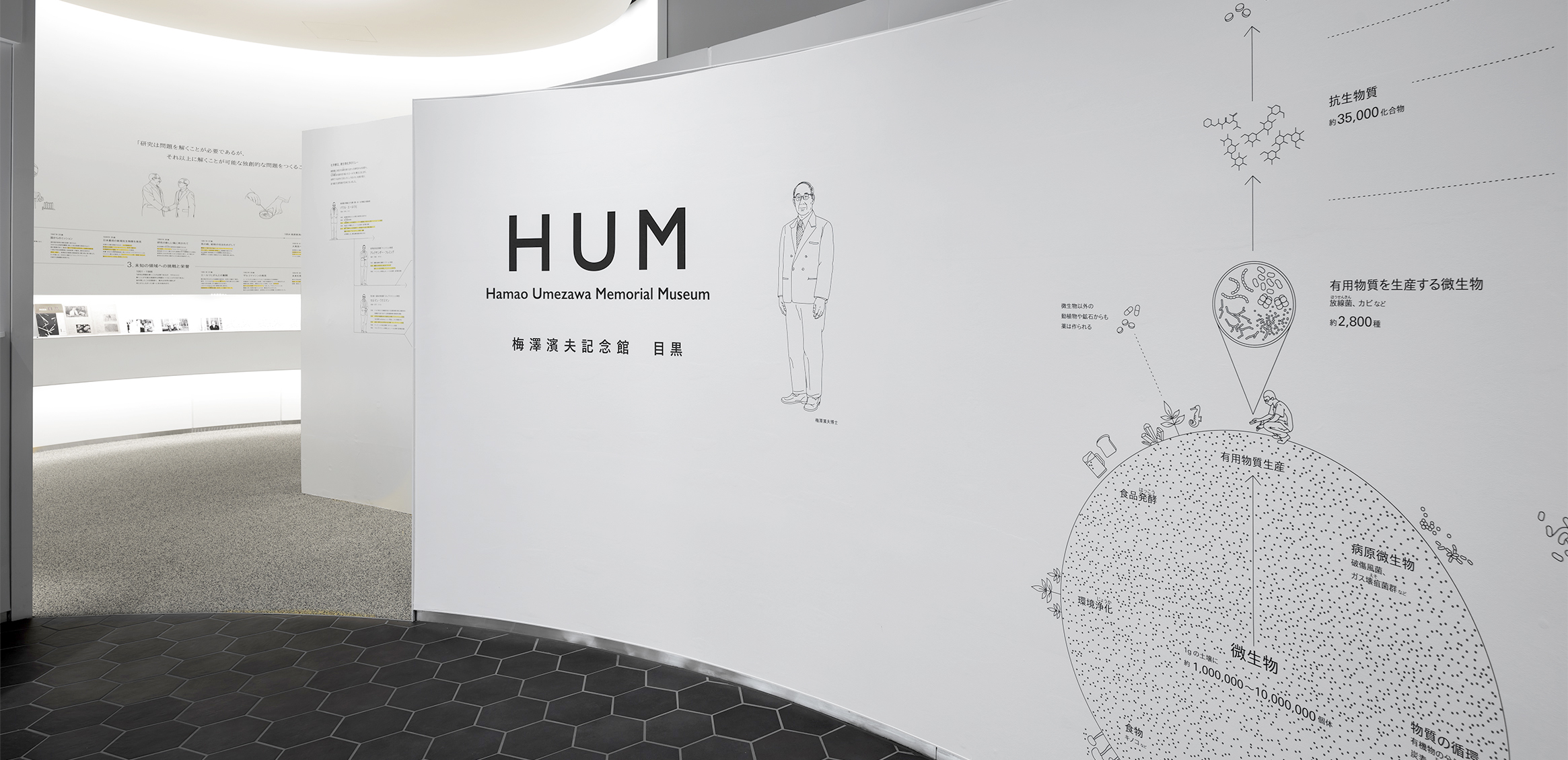 HUM Hamao Umezawa Memorial Museum0枚目