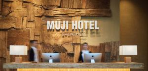 MUJI HOTEL Shenzhen1枚目サムネイル