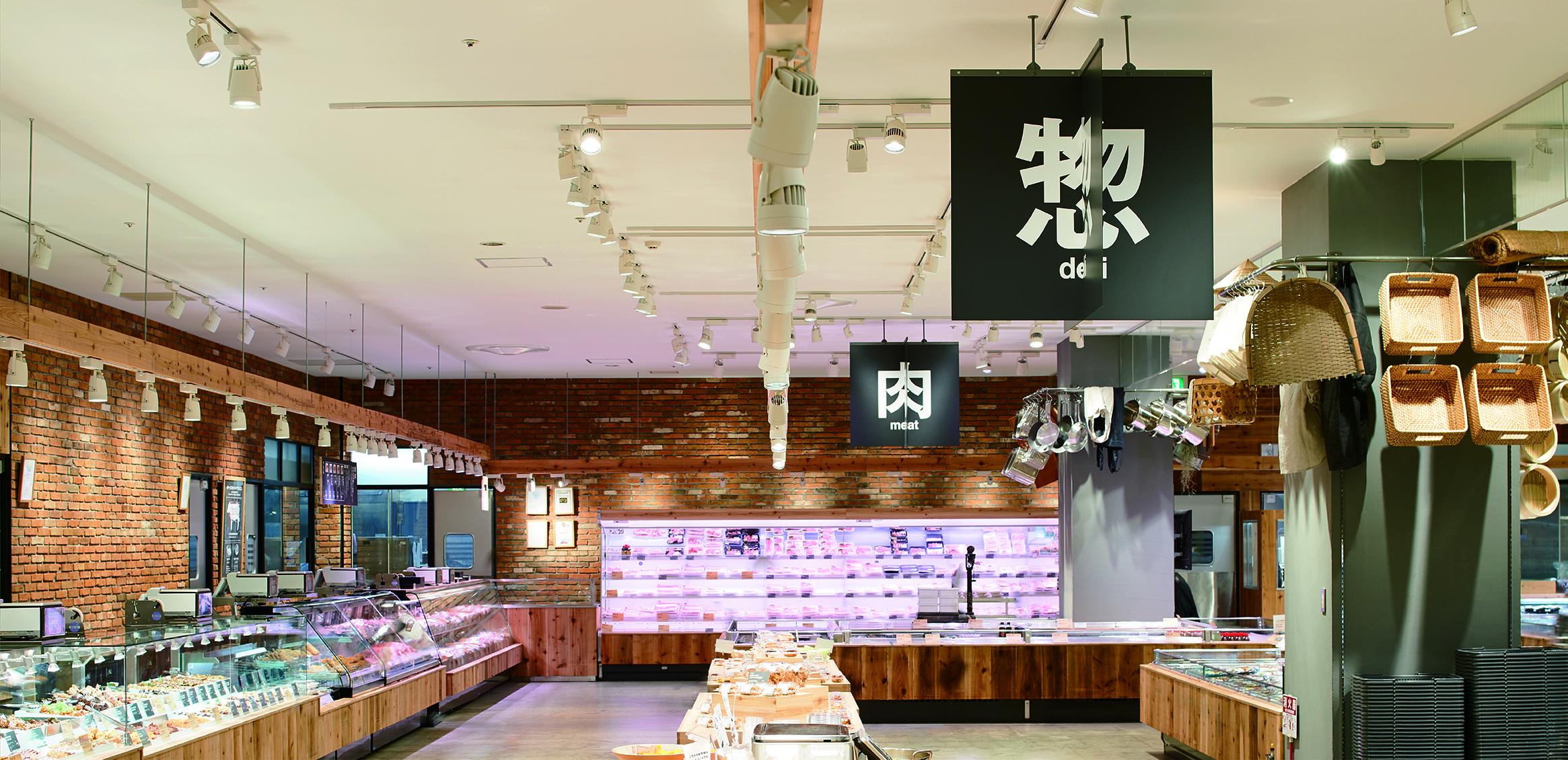 MUJI Aeon Mall Sakai Kita-Hanada Signage Planning0枚目