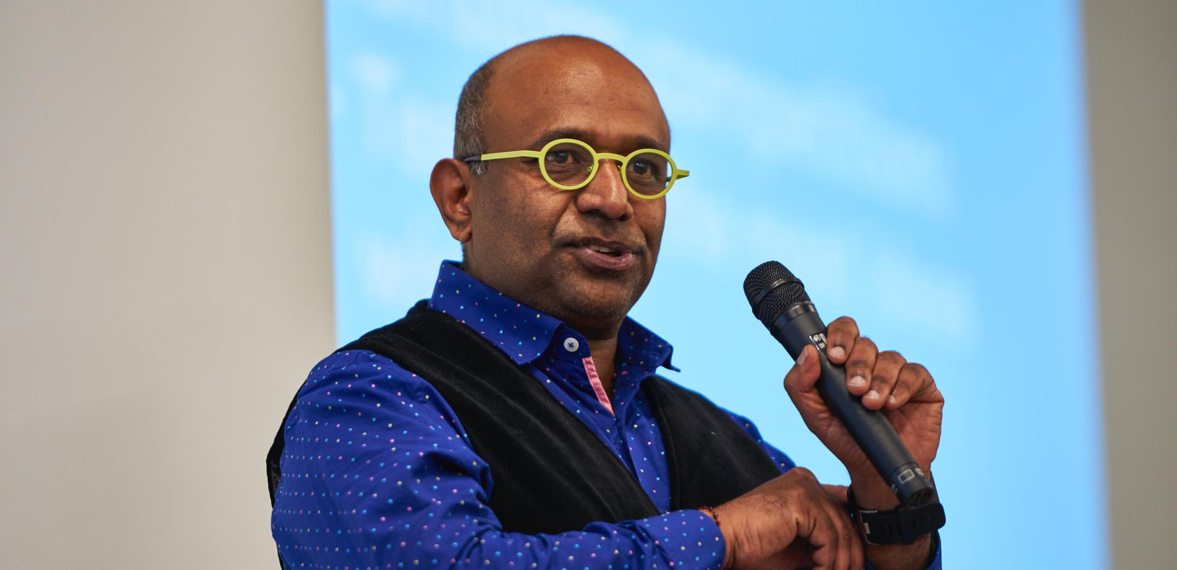 Surya Vanka デザインシンキングを広めて 世界中のクリエティブエネルギーを活かしたい