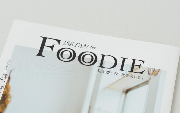 ISETAN for FOODIE