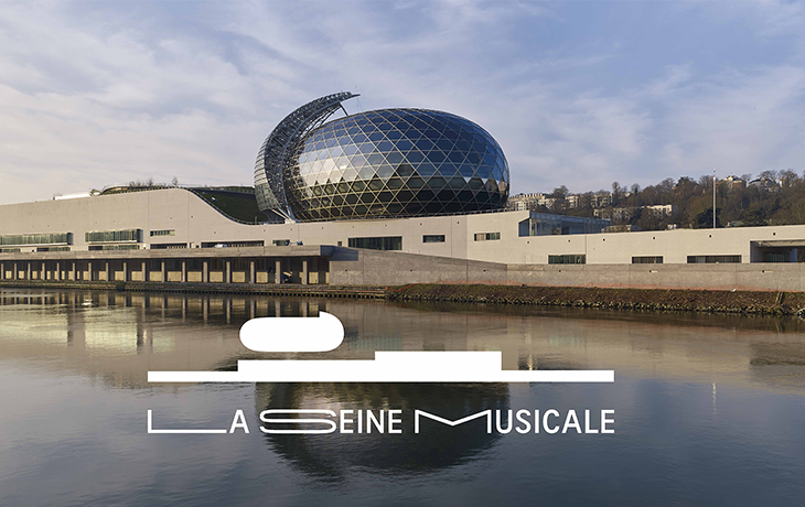 WORKS|La Seine Musicale