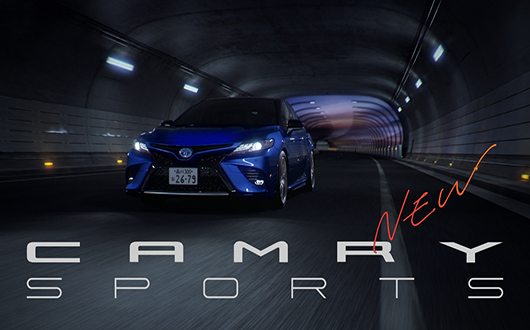 TOYOTA CAMRY TV COMMERCIAL CAMRY SPORTS INTRODUCTION EDITION