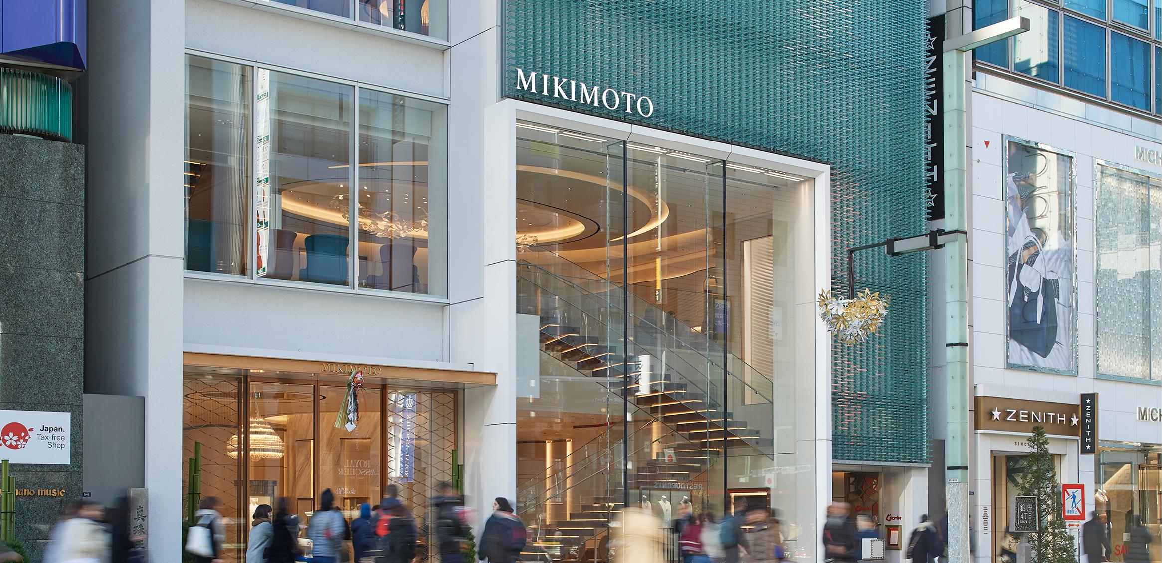 MIKIMOTO VI3枚目