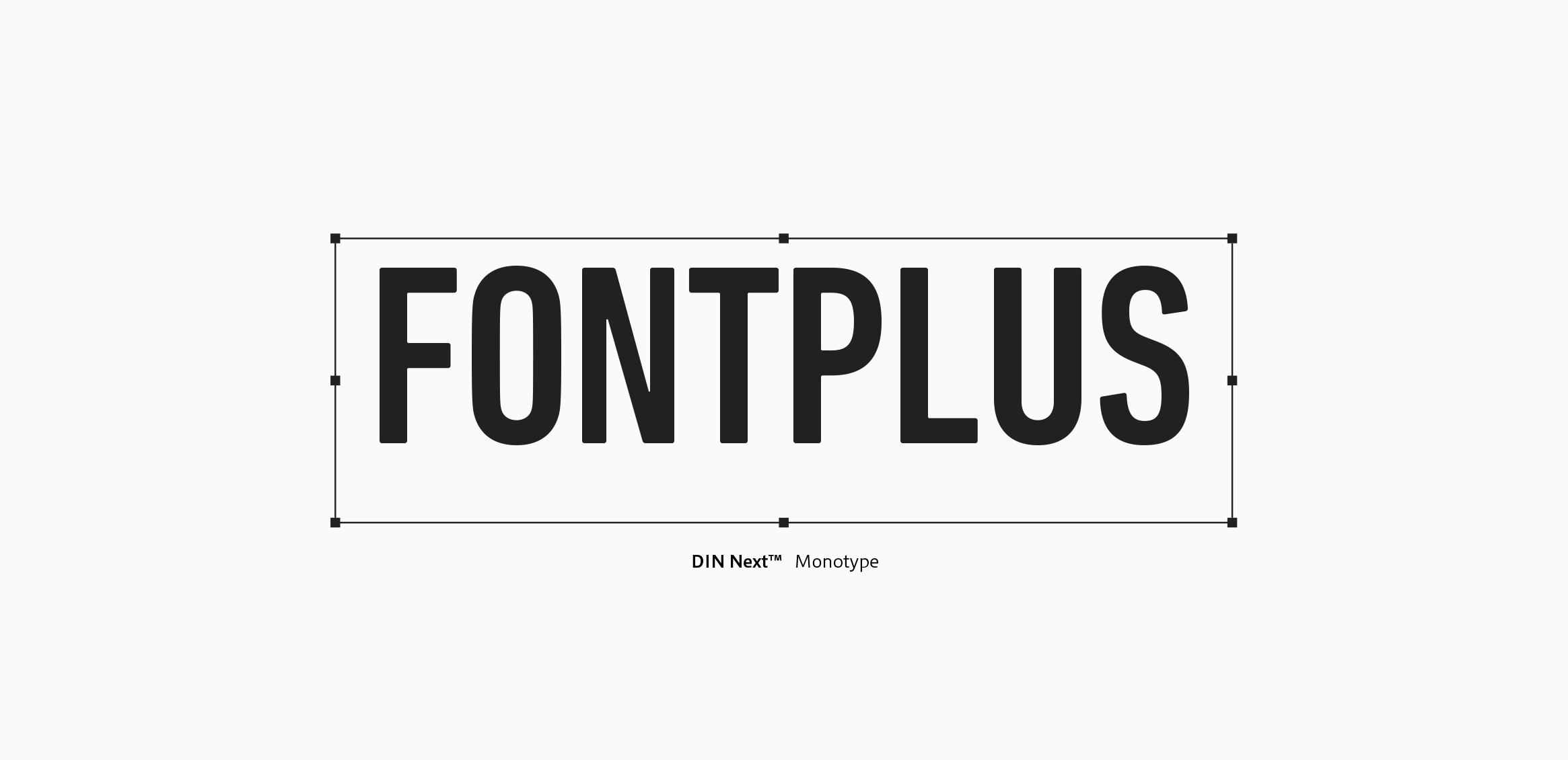 FONTPLUS0枚目
