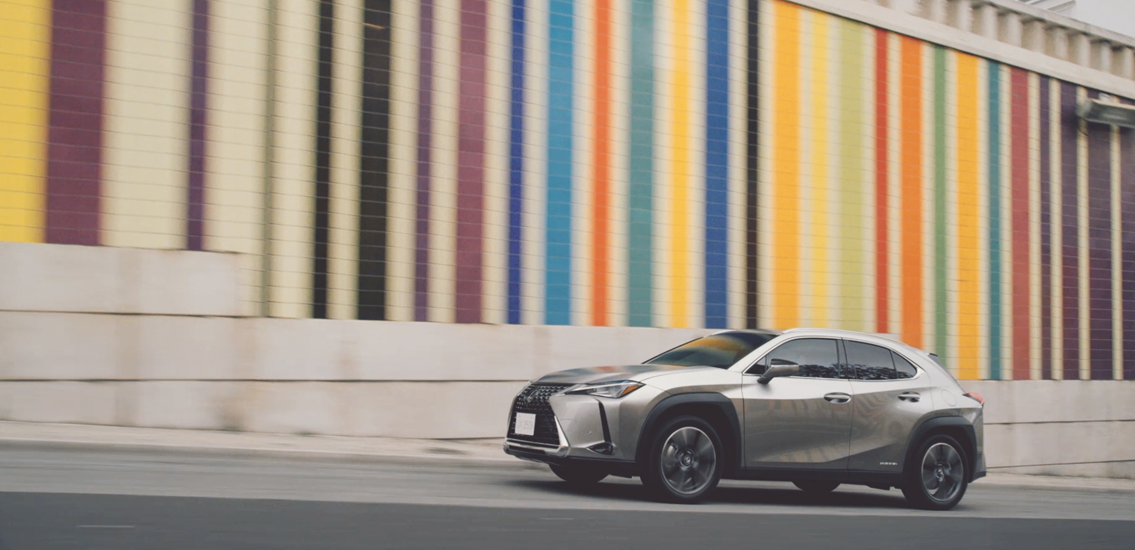 LEXUS UX Movie0枚目
